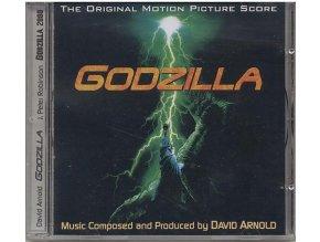 Godzilla / Godzilla 2000 (score - CD)