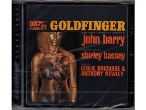 goldfinger soundtrack cd john barry