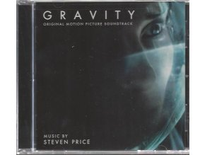 Gravitace (soundtrack - CD) Gravity