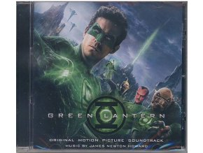 Green Lantern soundtrack