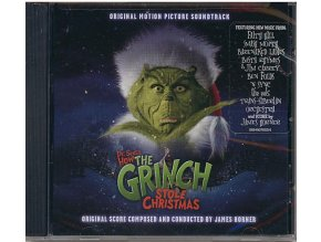 Grinch (soundtrack - CD) How the Grinch Stole Christmas