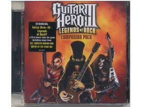 Guitar Hero III: Legends of Rock Companion Pack (soundtrack - CD)