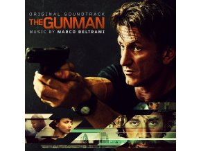 Gunman: Muž na odstřel (soundtrack - CD) The Gunman