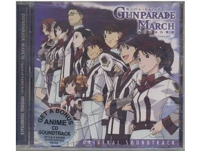 Gunparade March (soundtrack - CD)