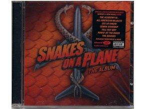 Hadi v letadle (soundtrack - CD) Snakes on a Plane