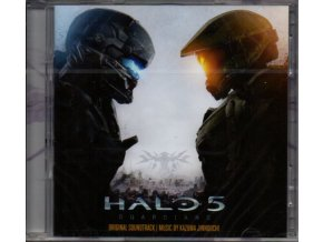 Halo 5: Guardians (soundtrack - CD)