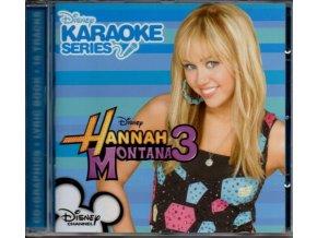 Hannah Montana 3: Disney Karaoke Series (CD)