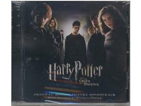 Harry Potter a Fénixův řád (soundtrack - CD) Harry Potter and the Order of the Phoenix