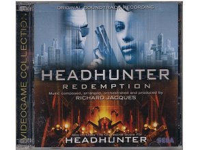 Headhunter: Redemption (soundtrack - CD)