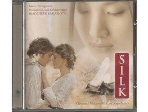 Hedvábná cesta (soundtrack - CD) Silk