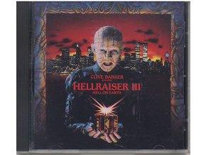 Hellraiser III: Peklo na zemi (soundtrack - CD) Hellraiser III: Hell on Earth