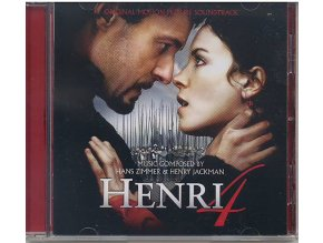 Henri IV (soundtrack - CD) Henri 4