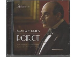 Hercule Poirot (soundtrack - CD) Agatha Christies Poirot