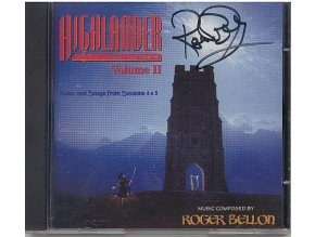 Highlander vol. 2 soundtrack