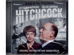 hitchcock soundtrack cd danny elfman