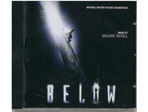 Hlubina (soundtrack - CD) Below