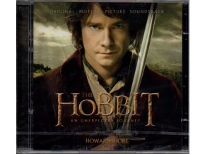 hobbit unexpected journey soundtrack cd howard shore