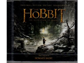 hobbit desolation of smaug soundtrack cd howard shore
