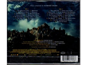 Hobit: Šmakova dračí poušť (soundtrack) The Hobbit: The Desolation of Smaug