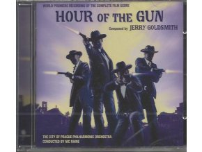 Hodina pušek (score - CD) Hour of the Gun
