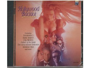 Hollywood Backlot (CD)