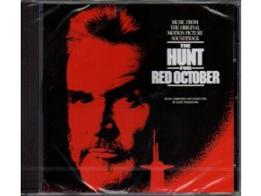hunt for red october soundtrack cd basil poledouris