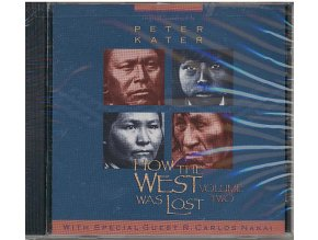 How the West Was Lost vol. 2 (soundtrack - CD)