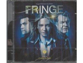 Hranice nemožného (soundtrack - CD) Fringe: Season 4