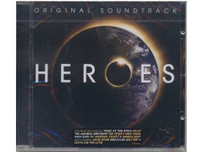 Hrdinové (soundtrack - CD) Heroes