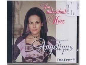Hrdost a vášeň (soundtrack - CD) Das Unbezähmbare Herz