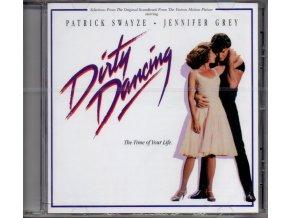Hříšný tanec (soundtrack - CD) Dirty Dancing
