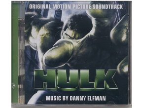 Hulk (soundtrack - CD)
