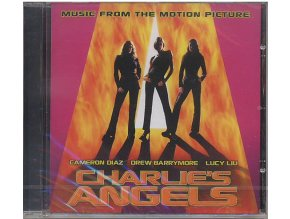 Charlieho andílci (soundtrack - CD) Charlies Angels