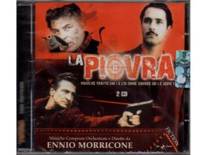 la piovra soundtrack 2 cd ennio morricone