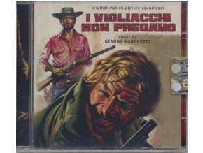 I Vigliacchi Non Pregano (soundtrack - CD)