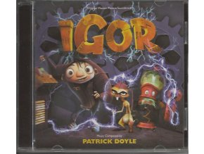 Igor (soundtrack - CD)
