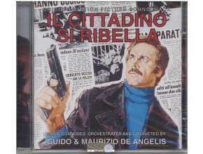 Il Cittadino Si Ribella - Street Law (soundtrack - CD)