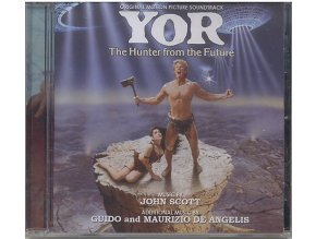 Il Mondo di Yor - Yor, the Hunter from the Future (soundtrack - CD)