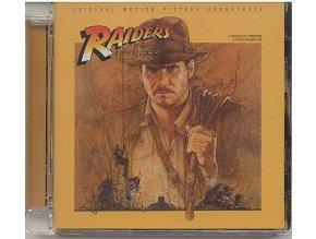 Indiana Jones a Dobyvatelé ztracené archy (soundtrack - CD) Raiders of the Lost Ark