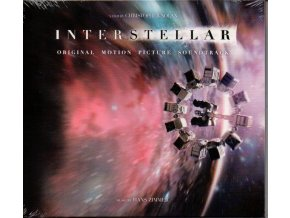 interstellar soundtrack cd hans zimmer