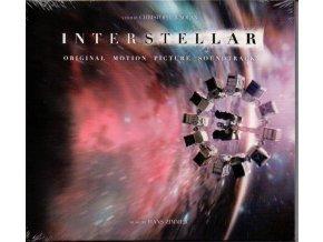interstellar soundtrack cd hans zimmer