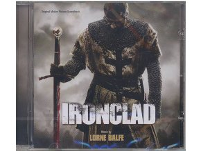Ironclad (soundtrack - CD)