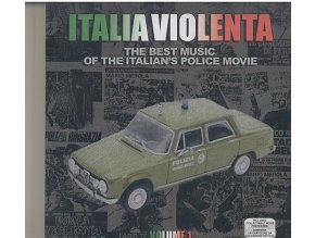 Italia Violenta: The Best Music of the Italians Police Movie vol. 1 (CD)