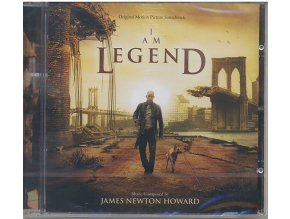 Já, legenda (soundtrack - CD) I Am Legend