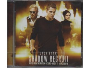 Jack Ryan: V utajení (soundtrack - CD) Jack Ryan: Shadow Recruit