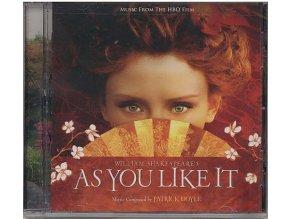 Jak se vám líbí (soundtrack - CD) As You Like It