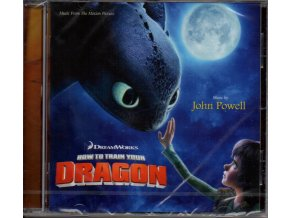 how to train your dragon soundtrack cd john powell