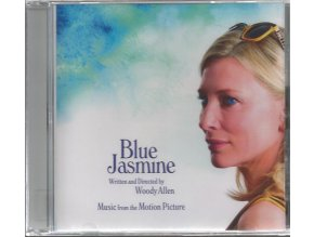 Jasmíniny slzy (soundtrack - CD) Blue Jasmine