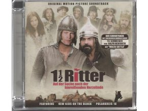 Jeden a půl rytíře (soundtrack - CD) 1 1/2 Ritter: Auf der Suche nach der hinreissenden Herzelinde - 1 1/2 Knights: In Search of the Ravishing Princess Herzelinde
