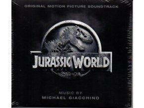 Jurský svět (soundtrack) Jurassic World